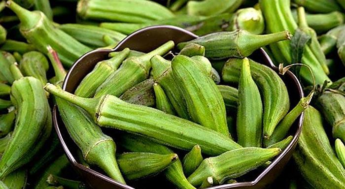 Eylül ayı sebzeleri - bamya