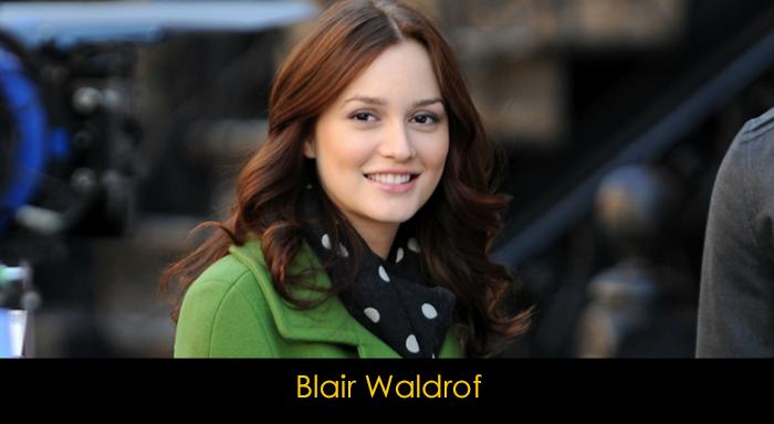 Gossip Girl Oyuncuları - Blair Waldrof