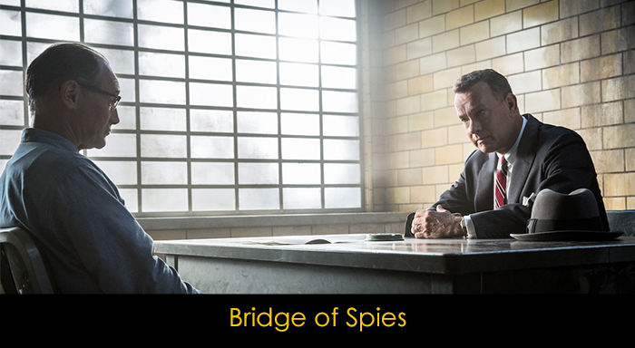 En İyi Tom Hanks filmleri - Bridges of Spies