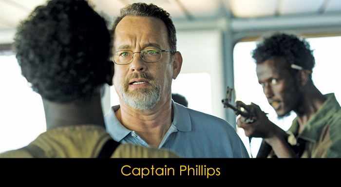 En İyi Tom Hanks filmleri - Captain Phillips