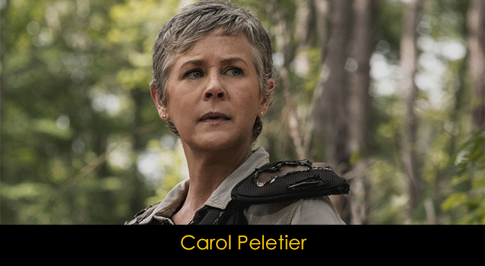 The Walking Dead oyuncuları - Carol Peletier