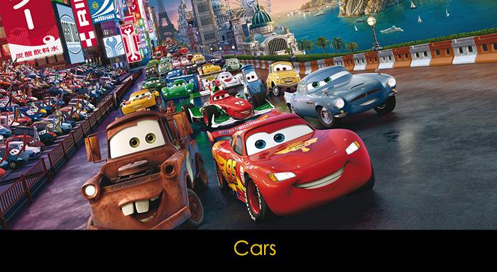Pixar filmleri - Cars
