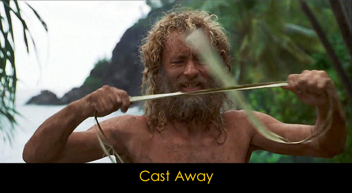En İyi Tom Hanks filmleri - Cast Away