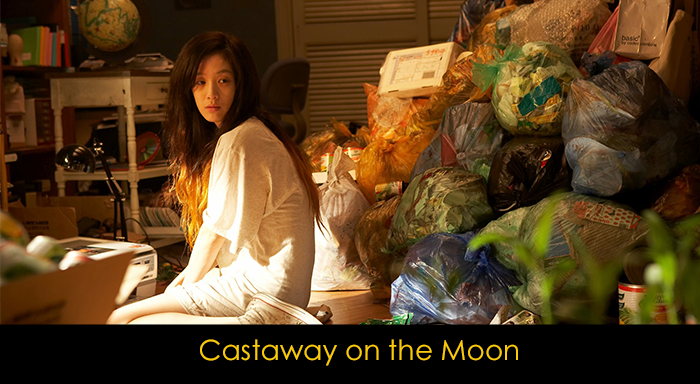 En iyi Kore aşk filmleri - Castaway on the Moon