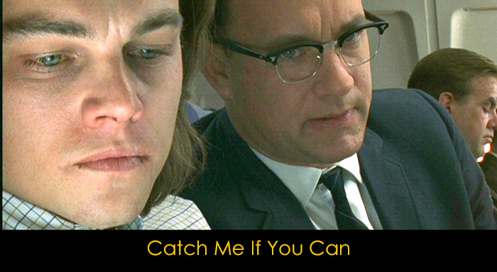 En İyi Tom Hanks filmleri - Catch Me If You Can