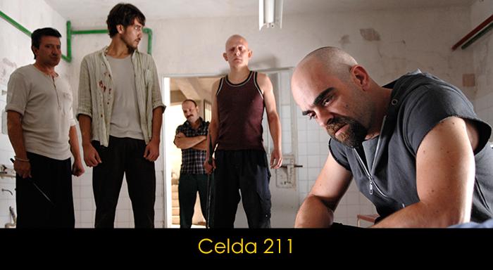 En iyi İspanyol filmleri - Celda 211