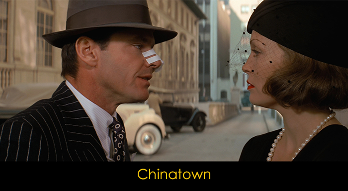 En iyi gerilim filmleri - Chinatown