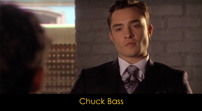 Gossip Girl Oyuncuları - Chuck Bass