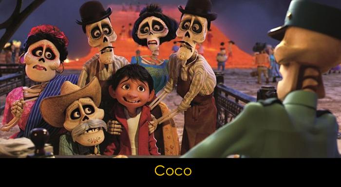 Pixar filmleri - Coco