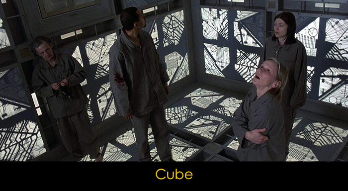 Tek mekanda geçen filmler - Cube