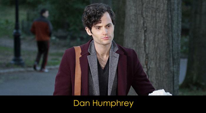 Gossip Girl Oyuncuları - Dan Humphrey