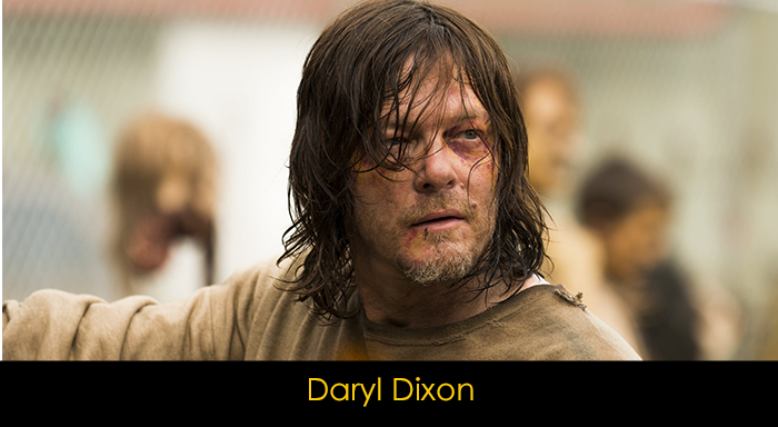 The Walking Dead oyuncuları - Daryl Dixon