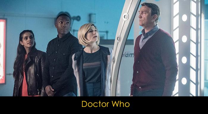 Cnbc-e Dizileri - Doctor Who