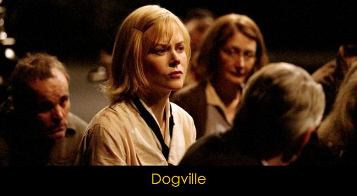 Tek mekanda geçen filmler - Dogville