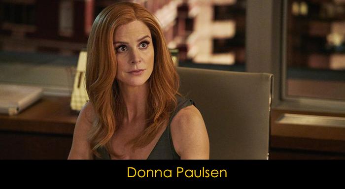 Suits dizisi oyuncuları - Donna Paulsen