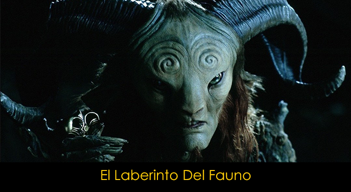 En iyi İspanyol filmleri - El Laberinto Del Fauno