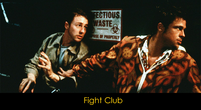 Brad Pitt filmleri - Fight Club
