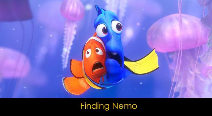 Pixar filmleri - Finding Nemo