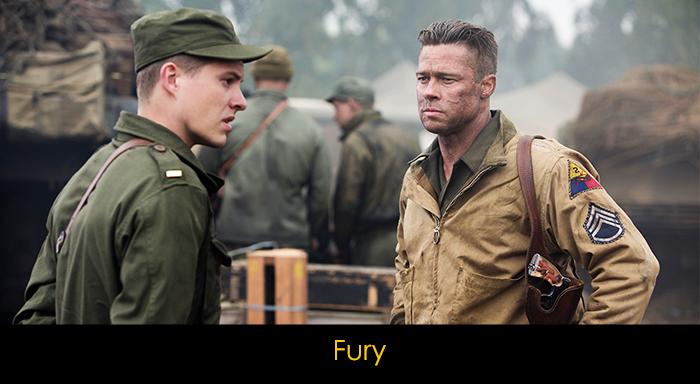 Brad Pitt filmleri - Fury