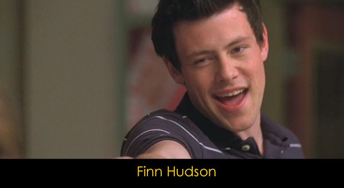 Glee dizisi oyuncuları - Finn Hudson