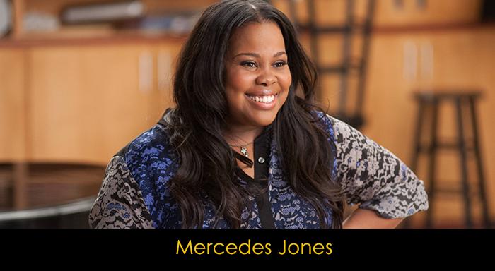 Glee dizisi oyuncuları - Mercedes Jones