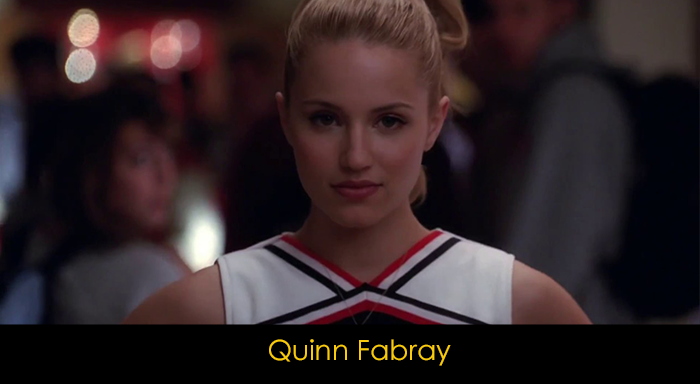 Glee dizisi oyuncuları - Quinn Fabray