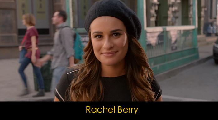 Glee dizisi oyuncuları - Rachel Berry