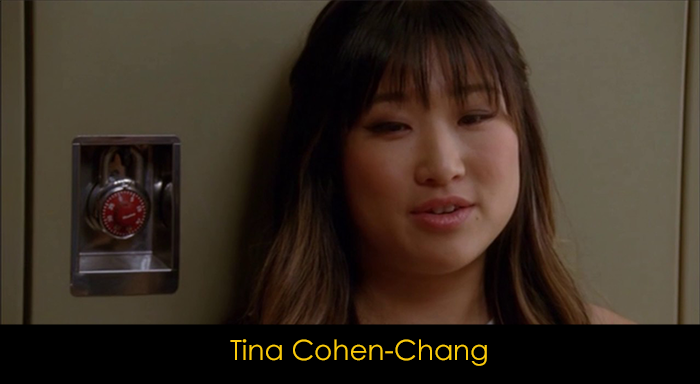 Glee dizisi oyuncuları - Tina Cohen-Chang