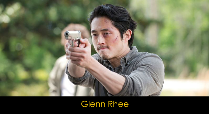 The Walking Dead oyuncuları - Glenn Rhee