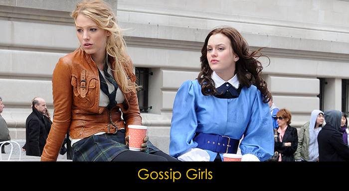 Cnbc-e Dizileri - Gossip Girls