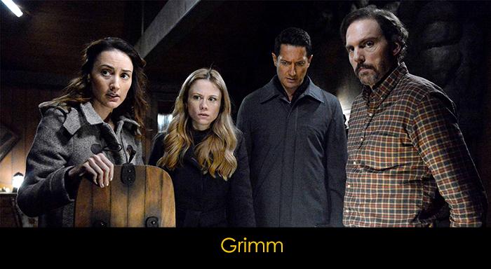 En iyi fantastik diziler - Grimm