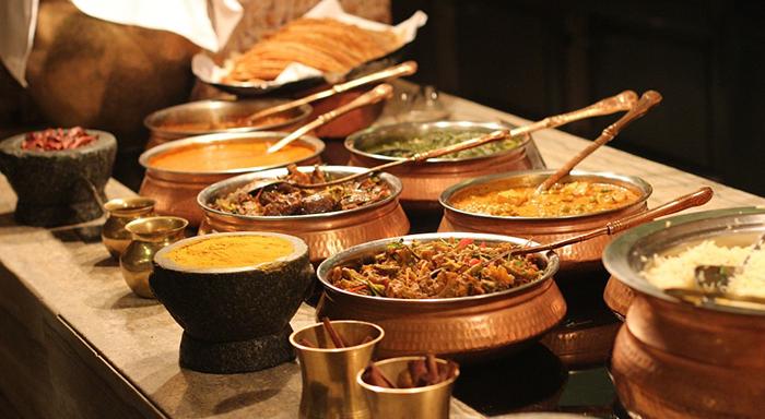 7 maddede Hint Mutfağı - Hinduizm etkisi