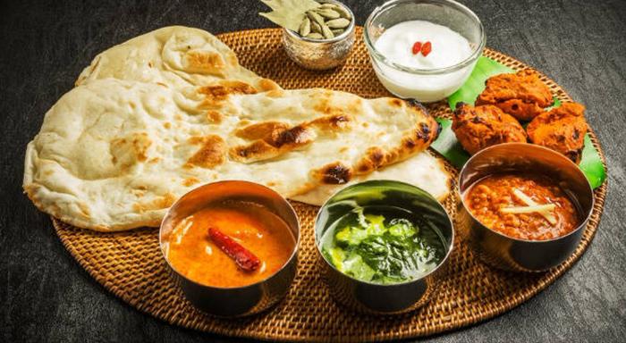 7 maddede Hint Mutfağı - Kuzey ve Güney Hindistan