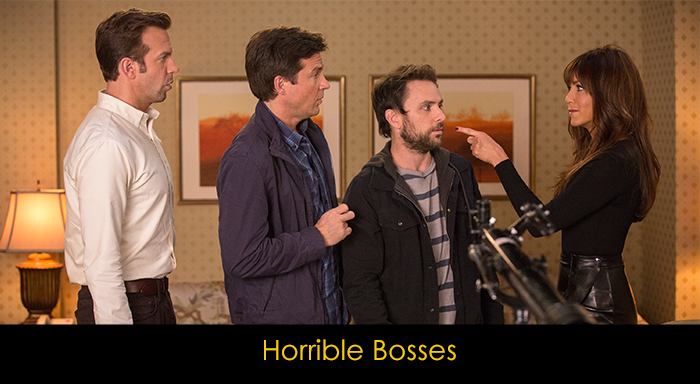 En iyi Colin Farrell filmleri - Horrible Bosses