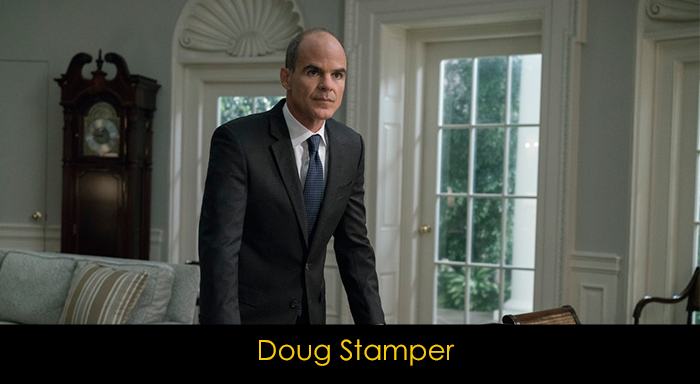 House of Cards Oyuncuları - Doug Stamper