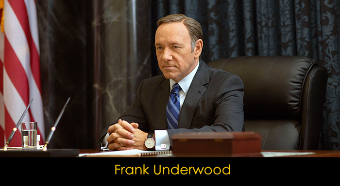 House of Cards Oyuncuları - Frank Underwood