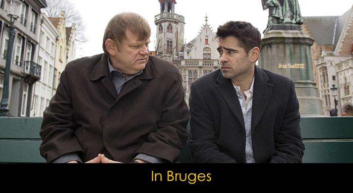 En iyi Colin Farrell filmleri - In Bruges