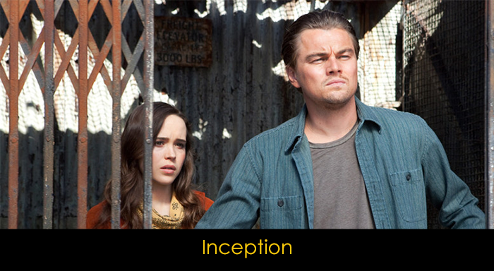 En iyi gerilim filmleri - Inception