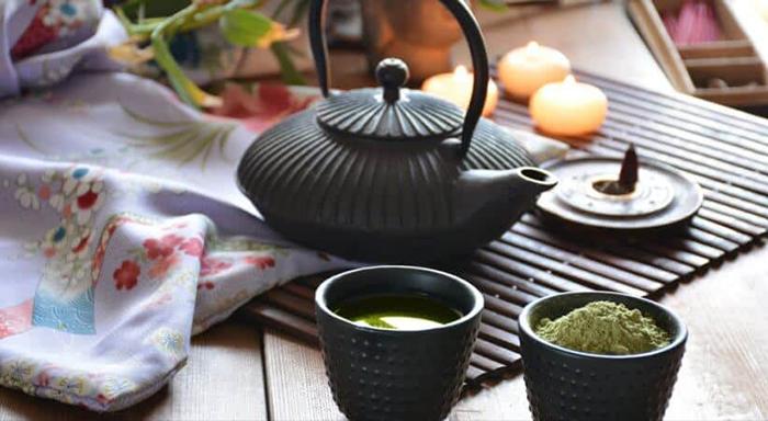 Japon mutfağı çay seromonisi