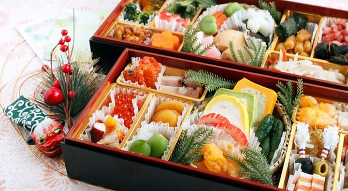 Japon mutfağı özel gün yemeği