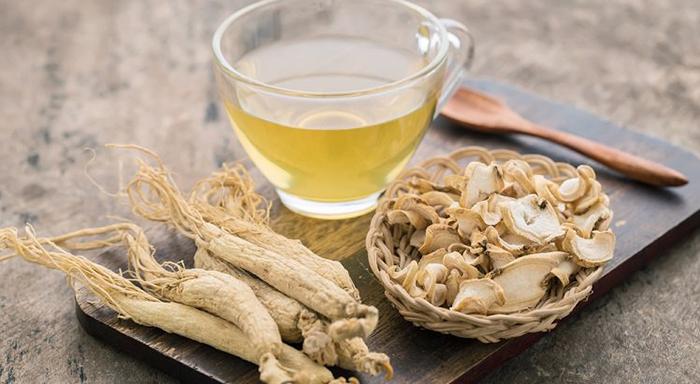 Kore Mutfağı - Ginseng çayı