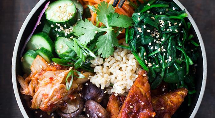 Kore Mutfağı - Budizm Kültürü