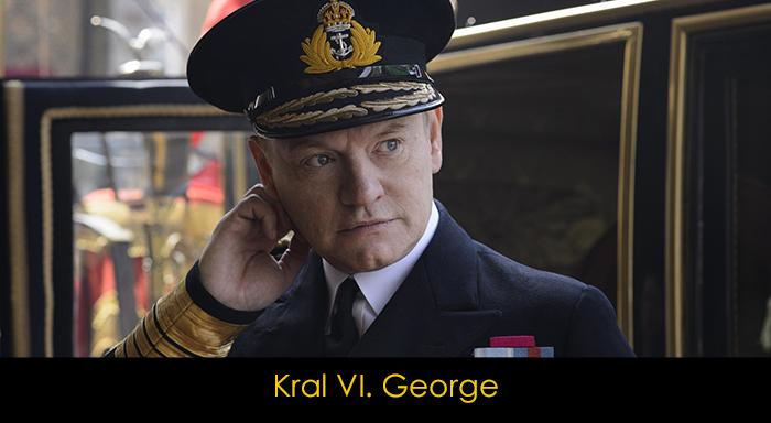 The Crown dizisi oyuncuları - Kral VI. George