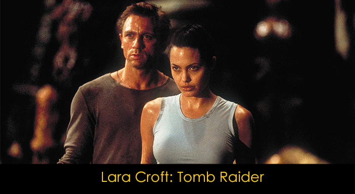 En iyi Angelina Jolie filmleri - Lara Croft: Tomb Raider