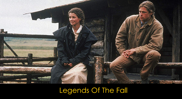 Brad Pitt filmleri - Legends of the Fall
