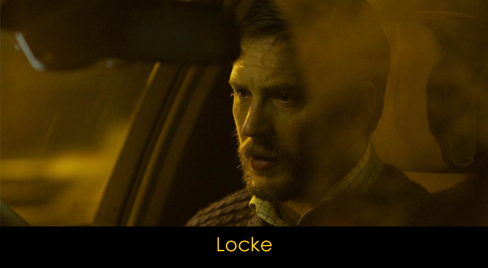 Tek mekanda geçen filmler - Locke