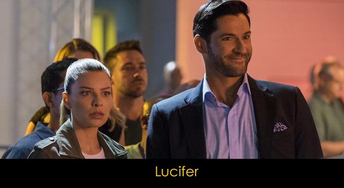 En iyi fantastik diziler - Lucifer