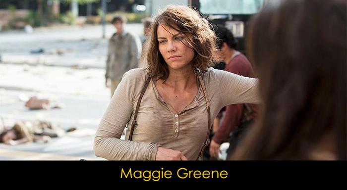 The Walking Dead oyuncuları - Maggie Greene