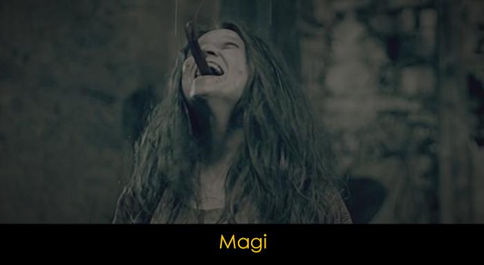 Türk korku filmleri - Magi