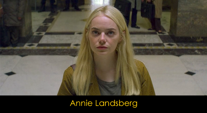 Maniac dizisi oyuncuları - Annie Landsberg